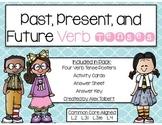 Past, Present, and Future Verb Tenses