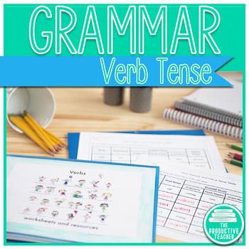 Verb Tense Worksheets | Teachers Pay Teachers