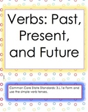 Past, Present, and Future Verbs
