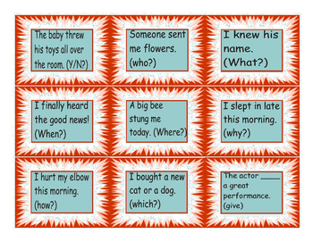 Past Simple Irregular Verb Cards