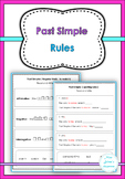 Past Simple Rules