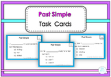 Past Simple Task Cards