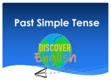 Past Simple Tense PPT (Full lesson for an ESL classroom)