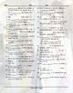 Past Simple Tense-Verb Be Word Links Worksheet