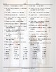 Past Simple with Used To Wacky Trails Spanish Worksheet