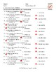 Past Simple with Verb Estar and Ser Spanish Multiple Choice Exam