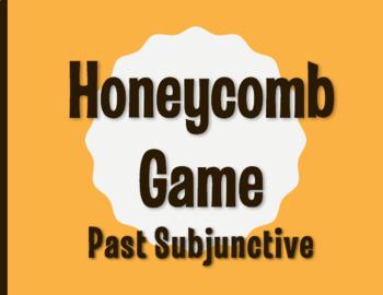 Past Subjunctive Honeycomb Partner Game