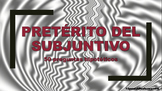 Past Subjunctive Hypothetical Questions- Spanish Discussion