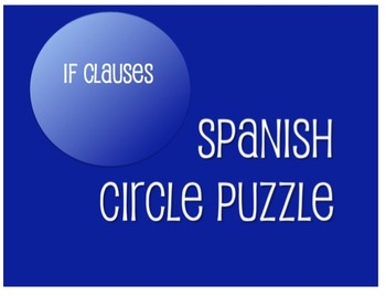 Best Sellers: Spanish Past Subjunctive If Clauses