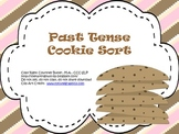 Past Tense Cookie Sort