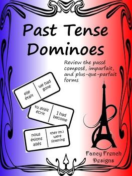 Past Tense Dominoes