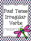 Past Tense Irregular Verbs L.2.1d