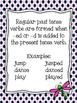 Past Tense Irregular Verbs L.2.1d