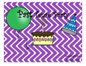 Past Tense Party