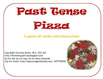 Past Tense Pizza