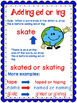 Past Tense Spelling Rules When Adding ed & ing  24 Suffix