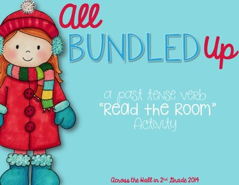 Past-Tense Verb Activity {All Bundled Up}