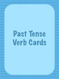 Past Tense Verb Cards