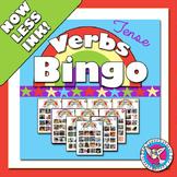 SALE! Past Tense Verbs Bingo - Mega Resource