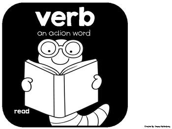 Past Tense Verbs {No Prep Practice}