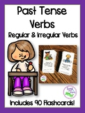Past Tense Verbs (Regular & Irregular Past Tense)