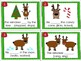 Past Tense Verbs- Reindeer Theme- Literacy Center
