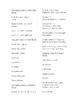 Past Tense Verbs Worksheet