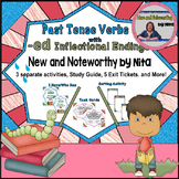 Past Tense Verbs with Inflectional –ed Endings