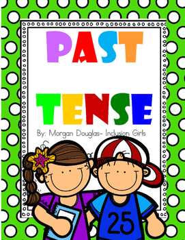 Past Tense Verbs with ed Read and Reveal