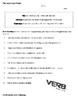Past and Future Tense Worksheet - No Red Ink Aligned