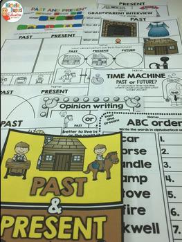 Past and Present Social Studies