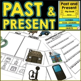 Past and Present Activities and Flip Book