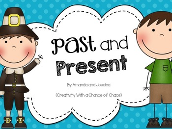 Past and Present Activity Pack