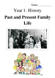 History - Past and Present Family Life
