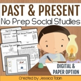 Past and Present Social Studies Activities with Digital Go