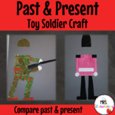 Past and Present Toy Soldier Craft - History - {Anzac Day} {Memorial Day}