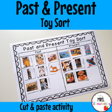 Past and Present History Toy Sort