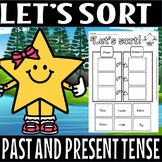Past and present tense verbs(50% for 48 hours)
