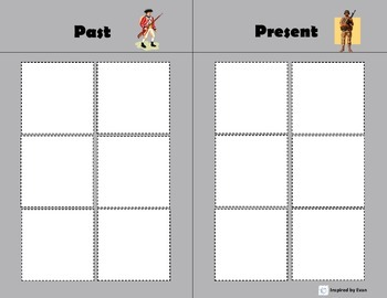 """""""Past or Present"""" Sorting & Matching for Autism"""