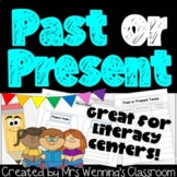 Past or Present Tense Templates!