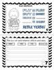 Past tense verbs with Peri the penguin interactive mini-book