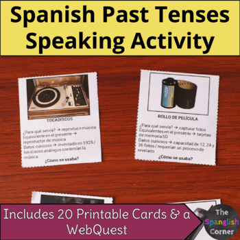 Past tenses in Spanish: How was life before?
