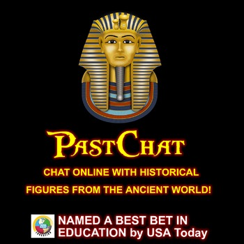 PastChat: Simulated chat with historical figures from the