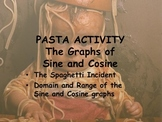 Pasta Activity - An Introduction to Graphing Sine and Cosine