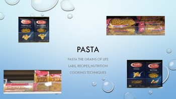 Pasta Power Point