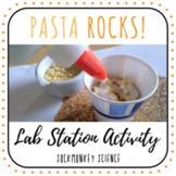 Pasta Rocks! Sedimentary Rock Formation Lab {The Rock Cycle}