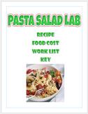 Pasta Salad Lab