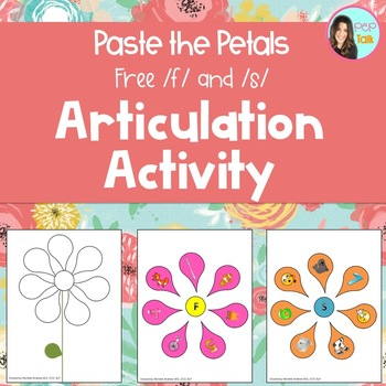 Paste the Petals /F/ and /S/ Artic Freebie