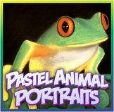 Pastel Animal Portraits