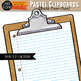 Pastel Clipboards Clip Art - Build-Your-Own